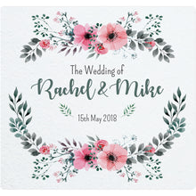 Pretty Floral Wedding - Corking Idea