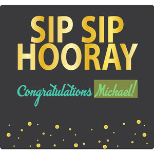 Sip Sip Hooray - Corking Idea