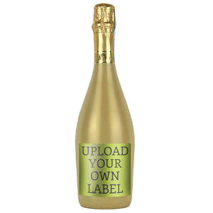 Upload your own label - Corking Idea