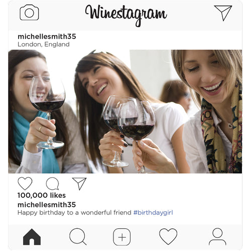 Winestagram - Corking Idea