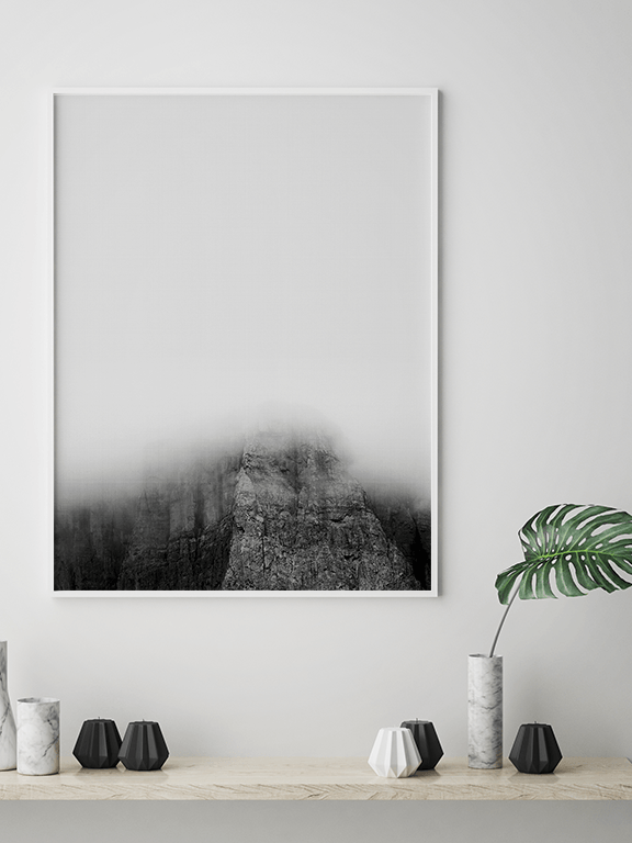 Mountain Wall Art Print - PRRRINT
