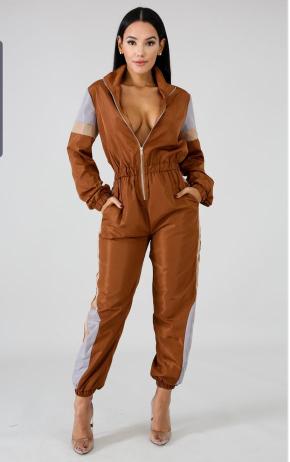 MotorCycle Jumpsuit