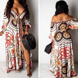 Millionires Dream Maxi Dress