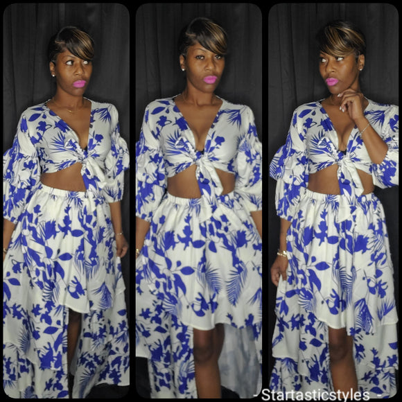 Blue Martini 2 piece