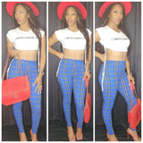 Stand Out High waist pants