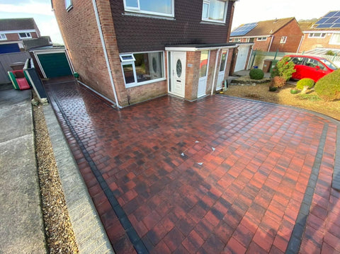 Plymouth Block Paving Shannon Brindle installation