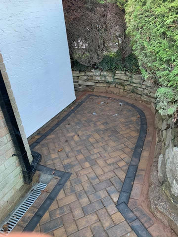 Plymouth Block Paving Padesta Bracken installation