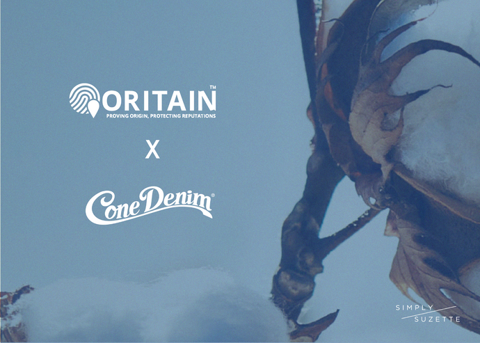 Oritain X Cone Denim: Verifying Sourcing Claims Through Forensic Science