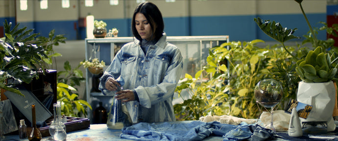 Dye Your Clothes with Recycled Clothes?! - Officina+39