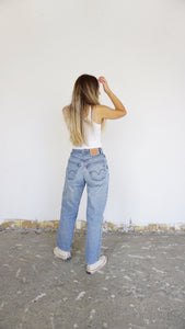 Tailored Vintage Levi's - size 25