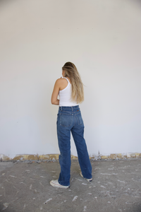 Tailored Vintage Rustler Jeans - size 26