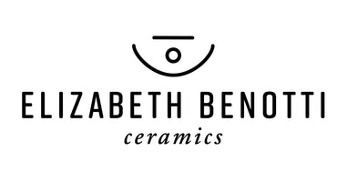 At Elizabeth Benotti Ceramics, every piece is built by hand. thoughtfully designed and pinched, slip cast or wheel thrown in my Maine studio. Each finger impression, brush stroke and etching lends a unique touch to the final object and carries the story of its creation. Handmade ceramics for the everyday.
