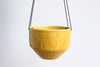 Medium Pinched Hanging Planter w/ Drainage - Daybreak