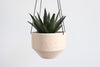 Pinched Hanging Planter - Summer Sweet