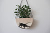 Half Moon Hanging Planter - Summer Sweet