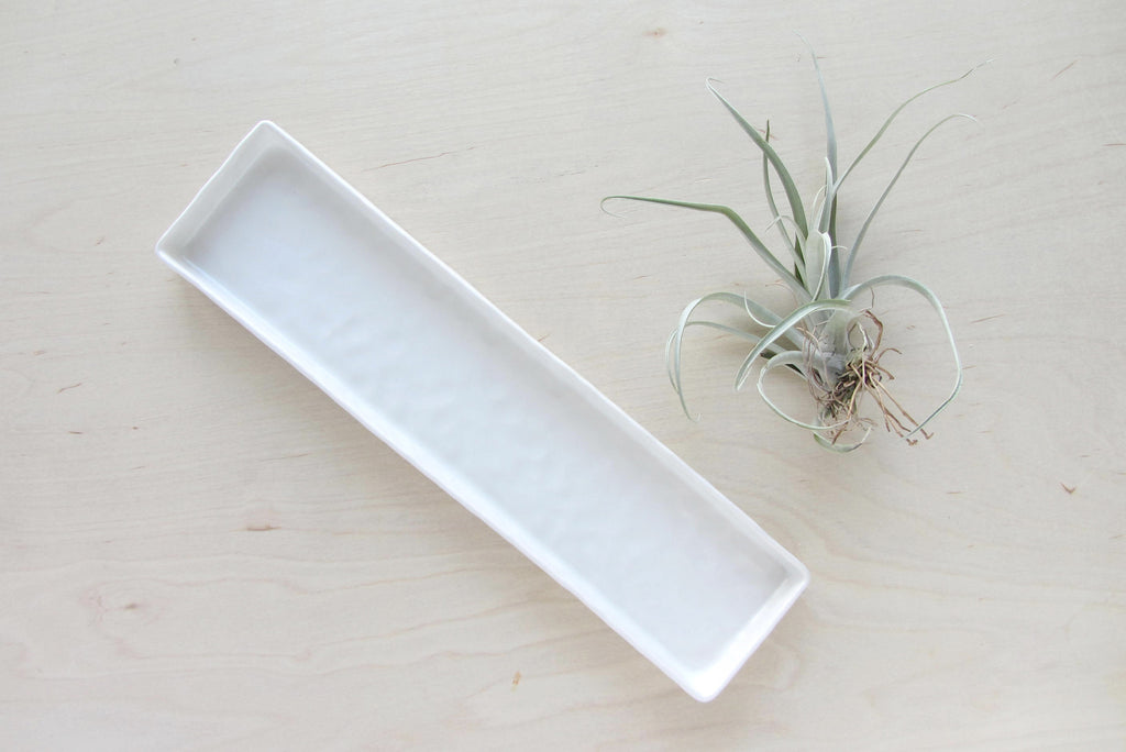 Long Pinched Tray