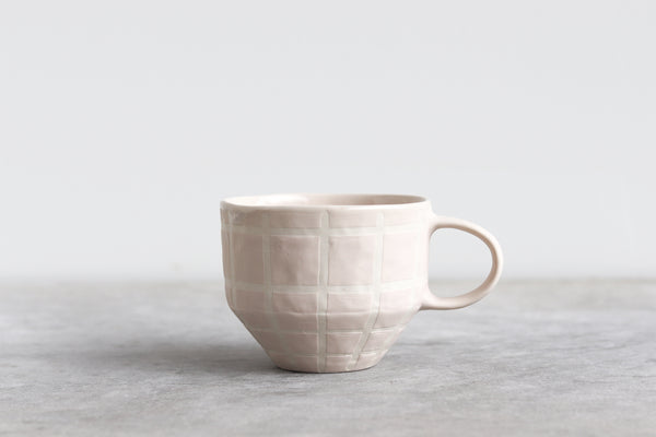 Matte Grid Mug - Summer Sweet