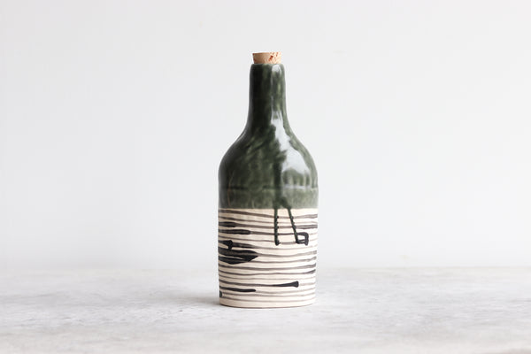 Bottle - Slate Green