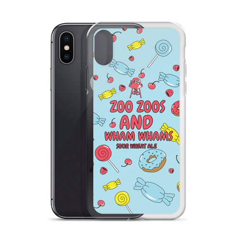 ZZWW iPhone Case
