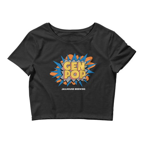 Gen Pop Crop Tee