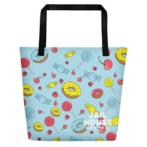 Zoo Zoos & Wham Whams Beach Bag