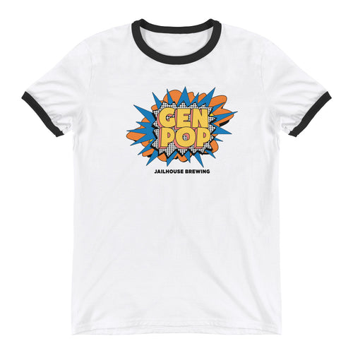 Gen Pop Ringer T-Shirt