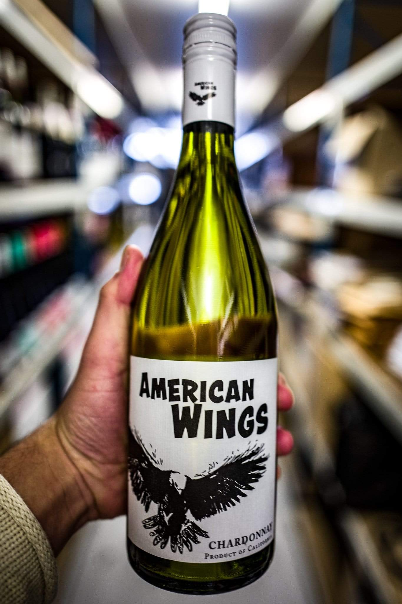 Image of   American Wings Chardonnay 2017