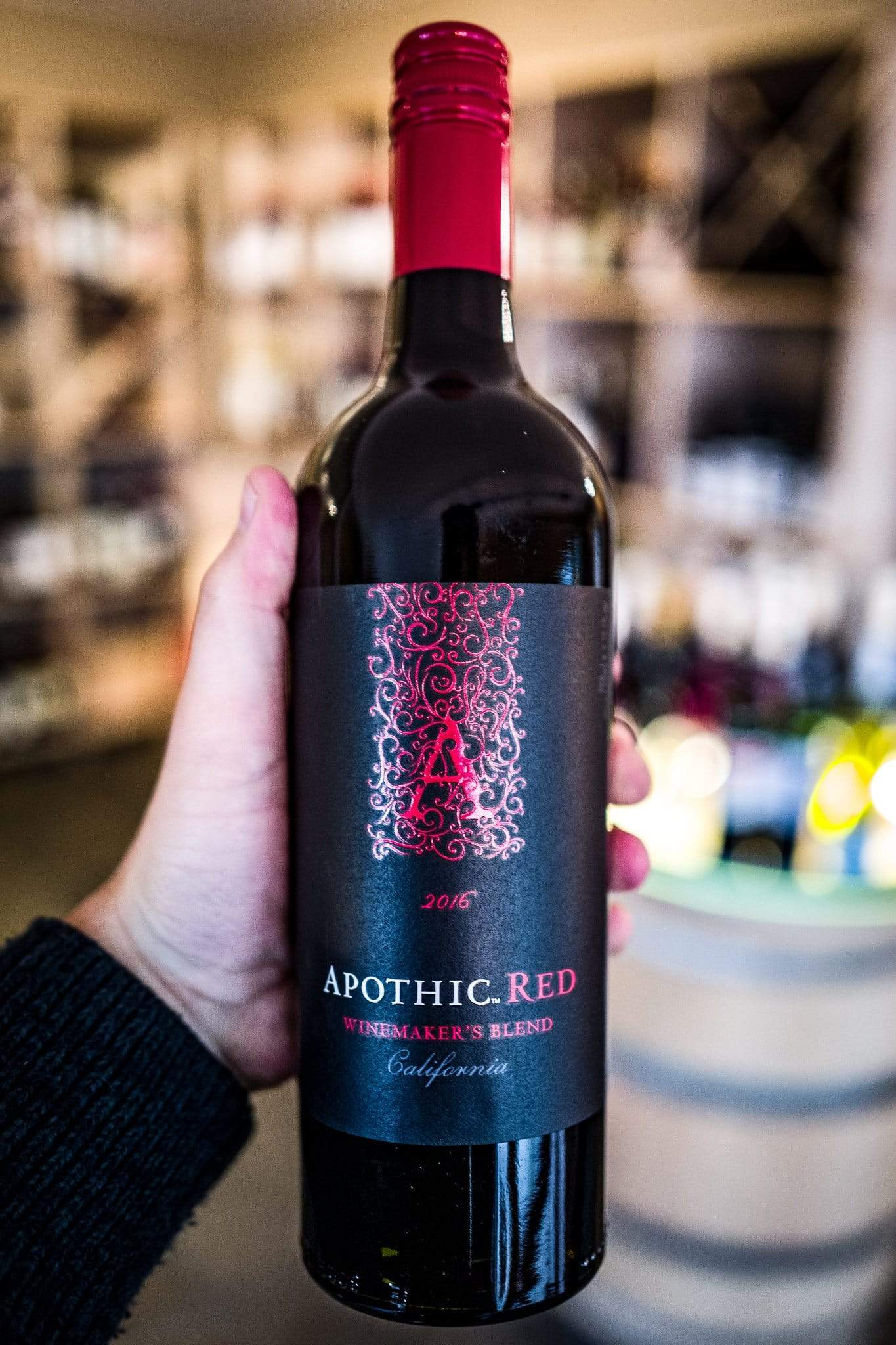 Image of   Apothic Red 2016 Winemaker's Blend