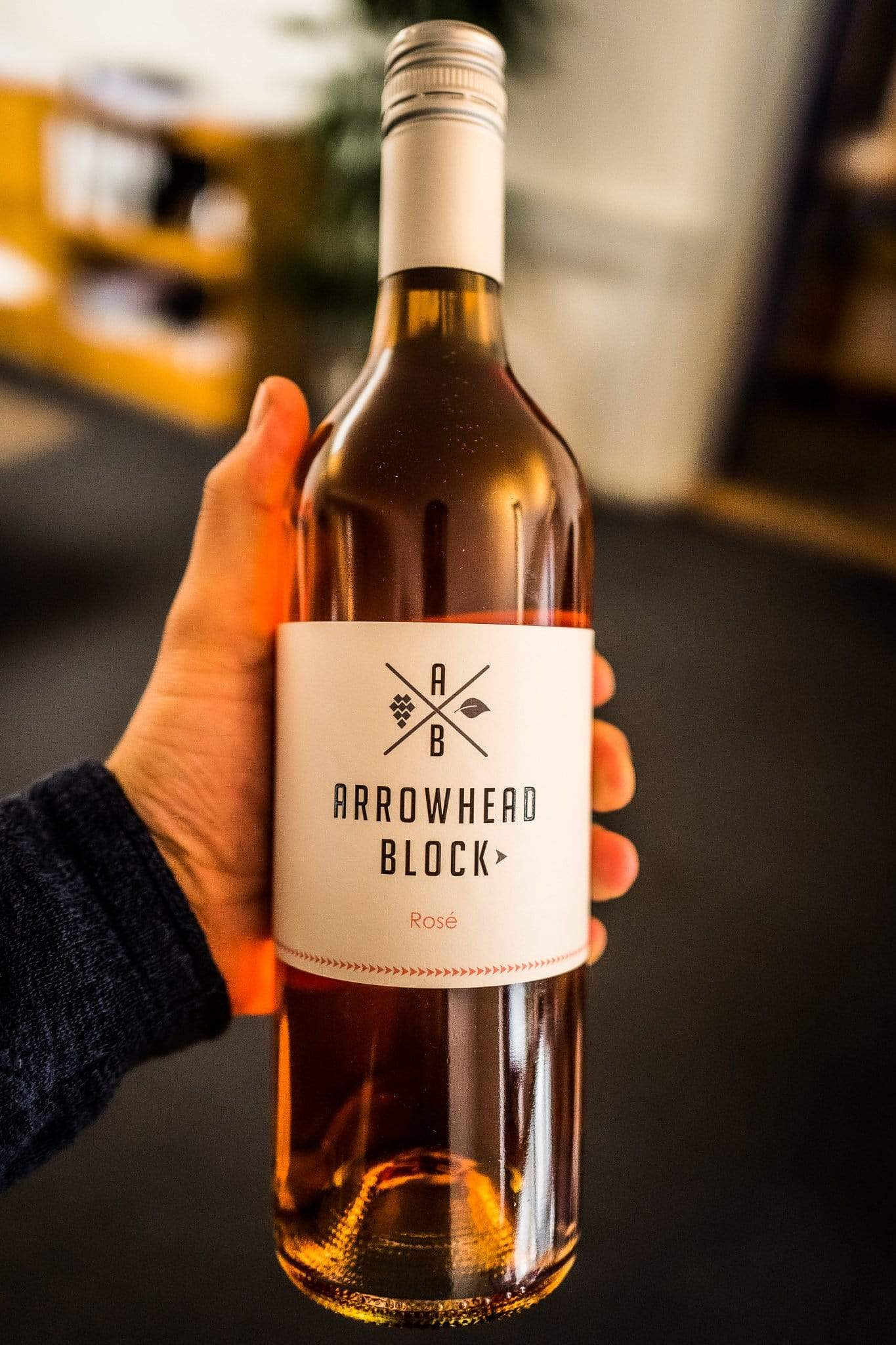 Image of   Arrowhead Block Rosé 2016