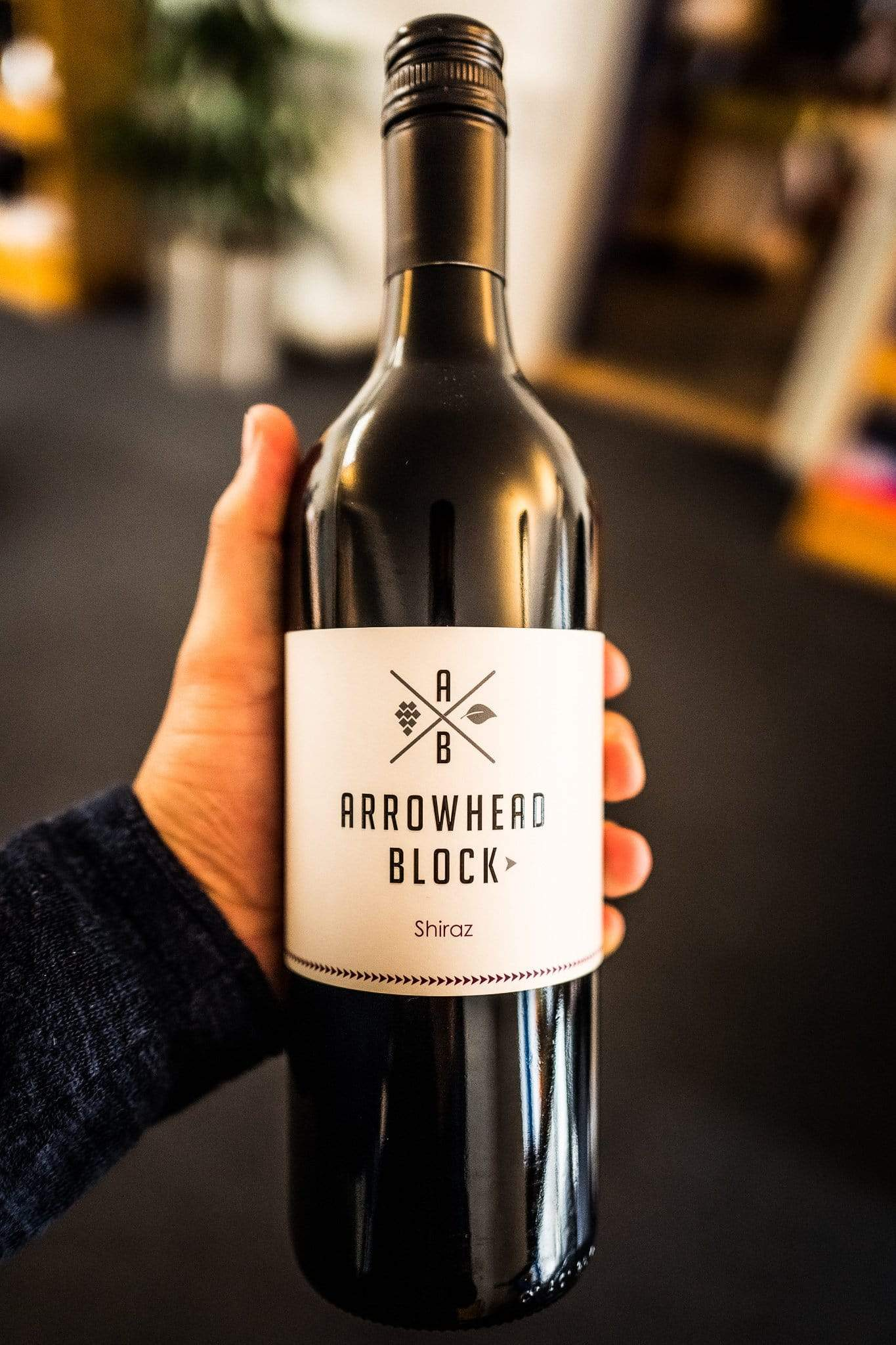 Image of   Arrowhead Block Shiraz 2016