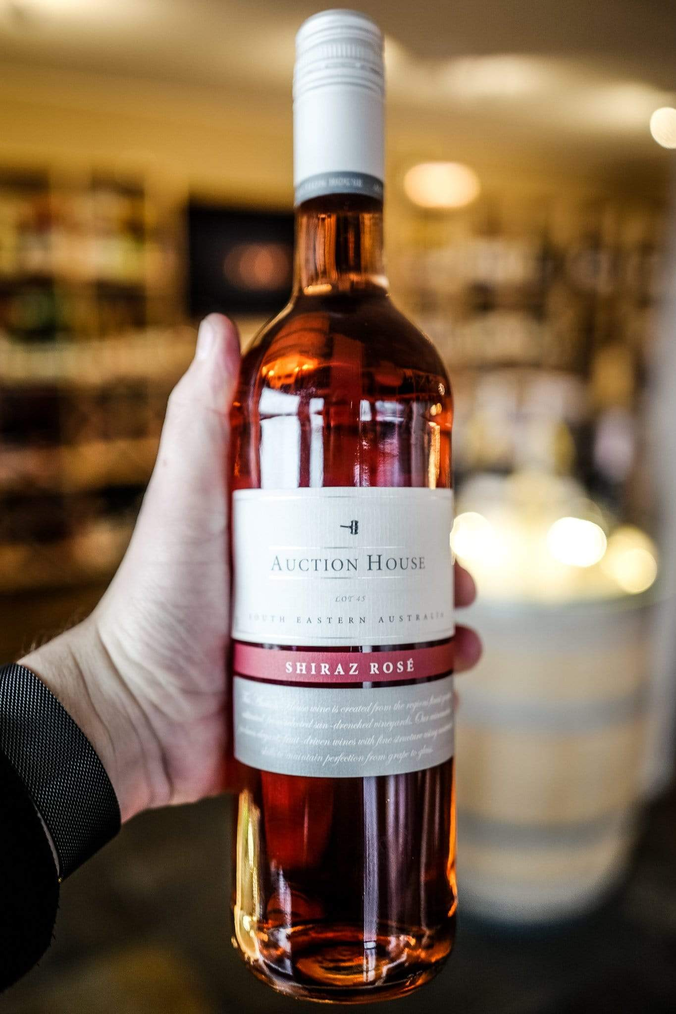 Image of   Auction House Shiraz Rosé 2017