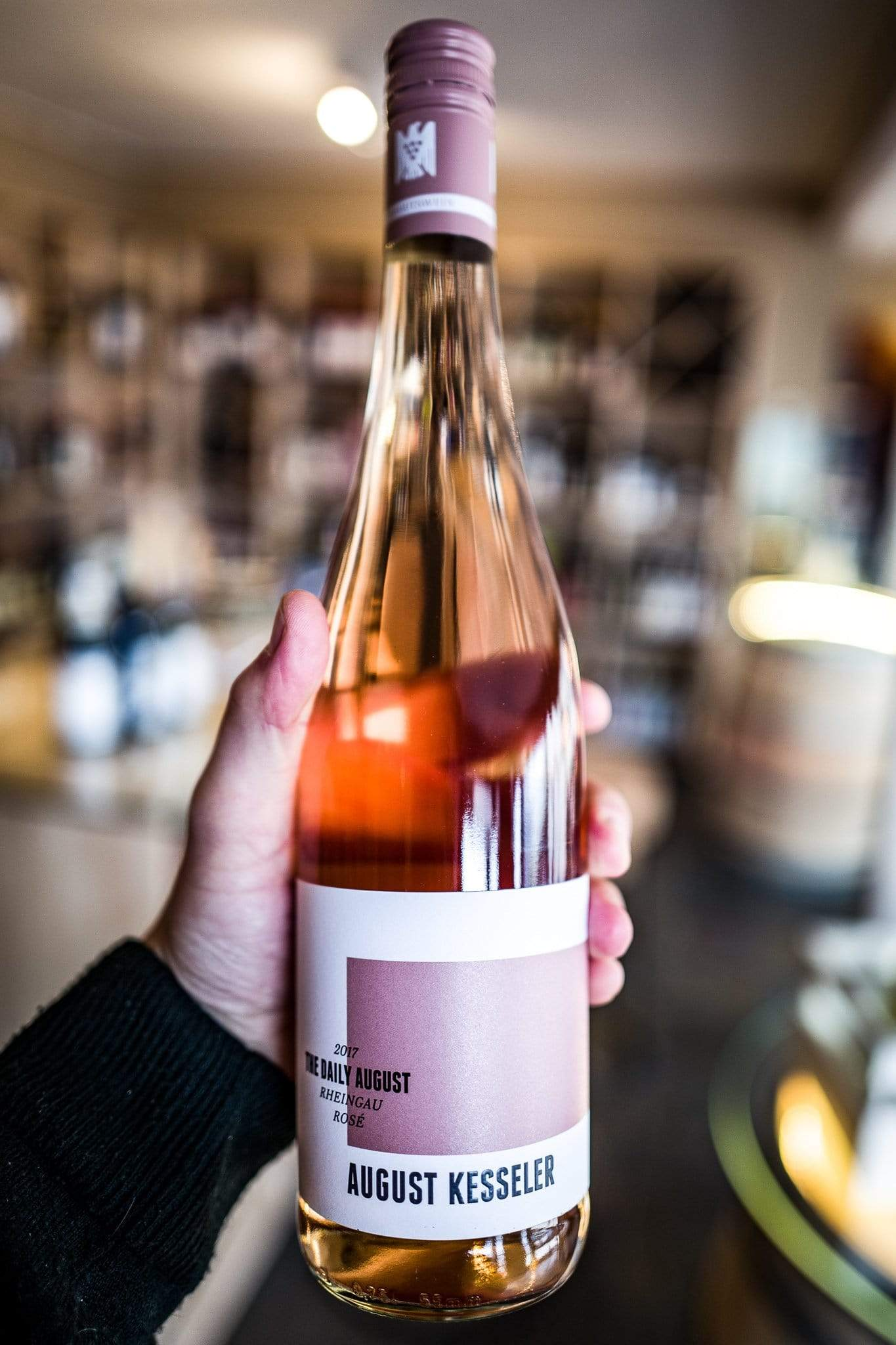 Image of   August Kesseler 2017 The Daily August Rosé Rheingau