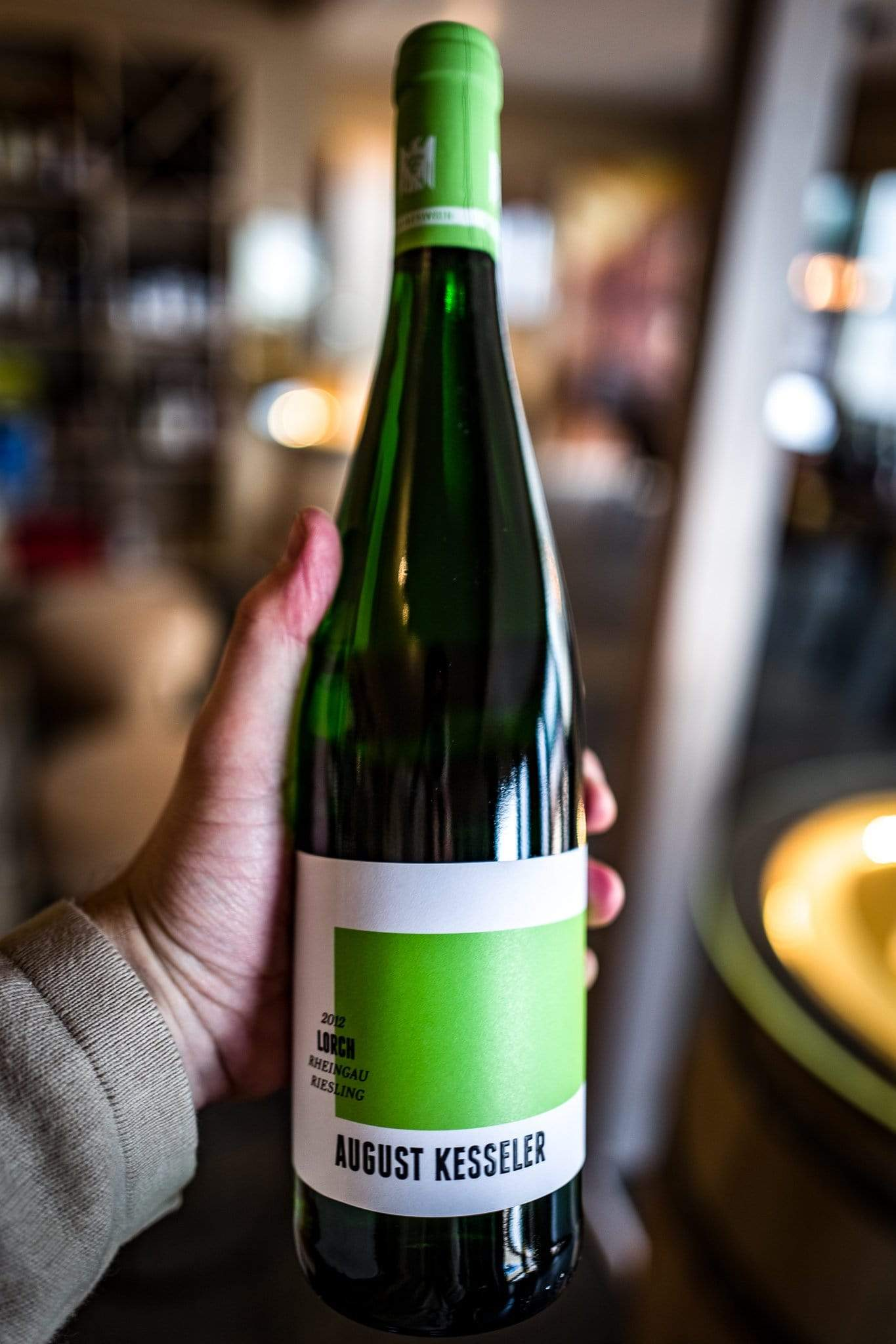 Image of   August Kesseler Lorch 2012 VDP Trocken Rheingau Riesling
