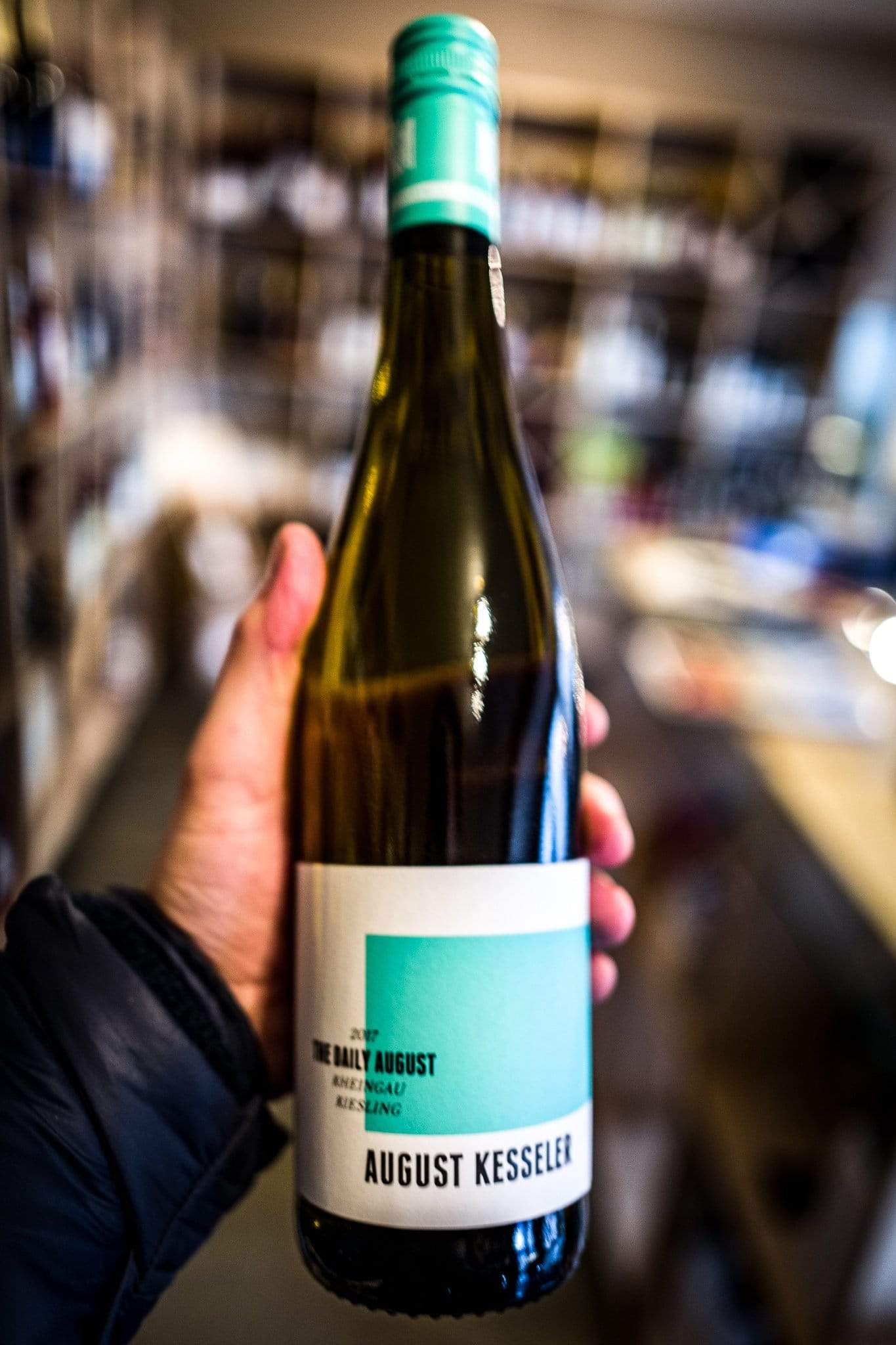 Image of   August Kesseler The Daily August Riesling Rheingau 2017