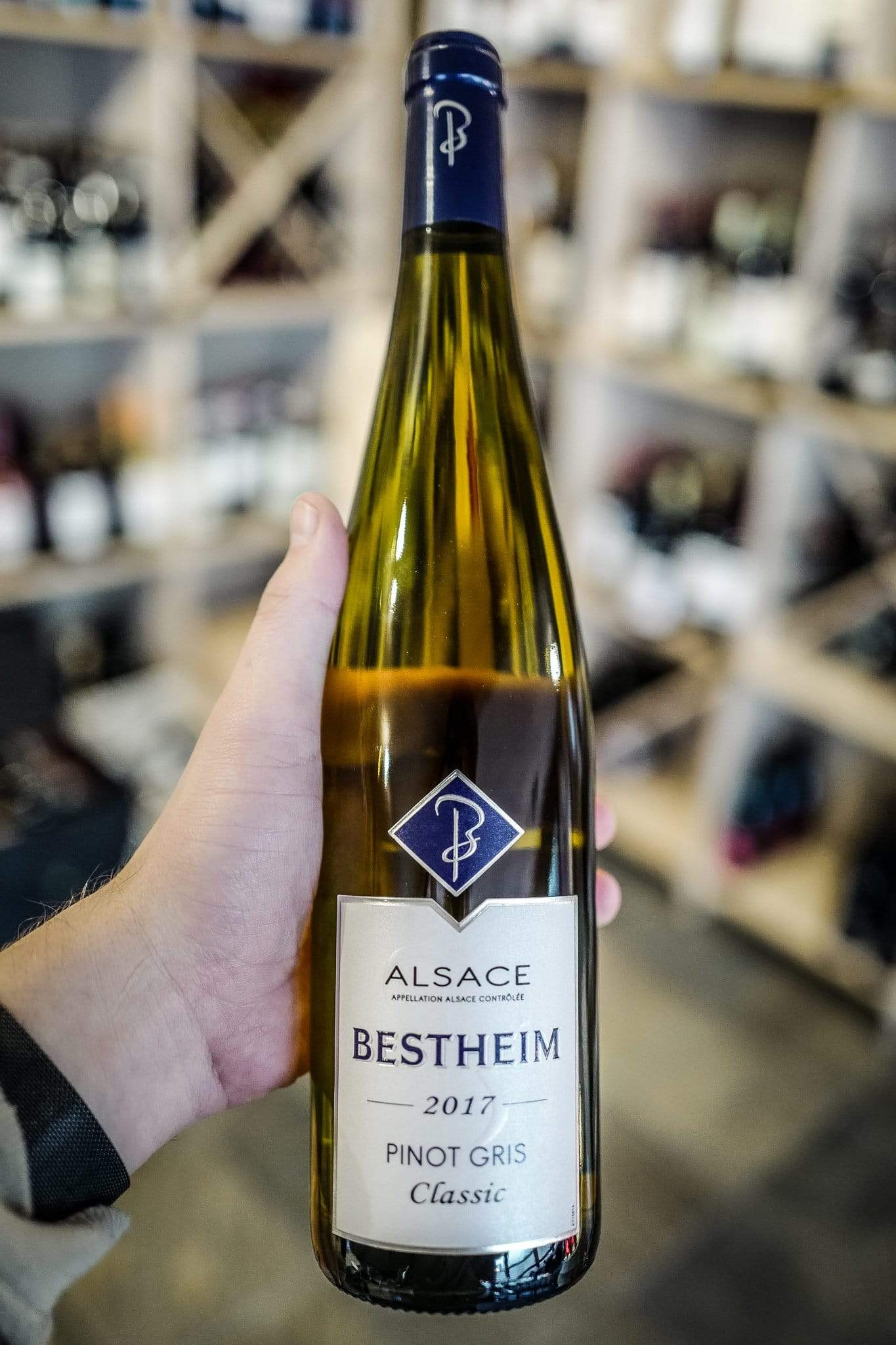 Image of   Bestheim Alsace Pinot Gris 2017 Classic