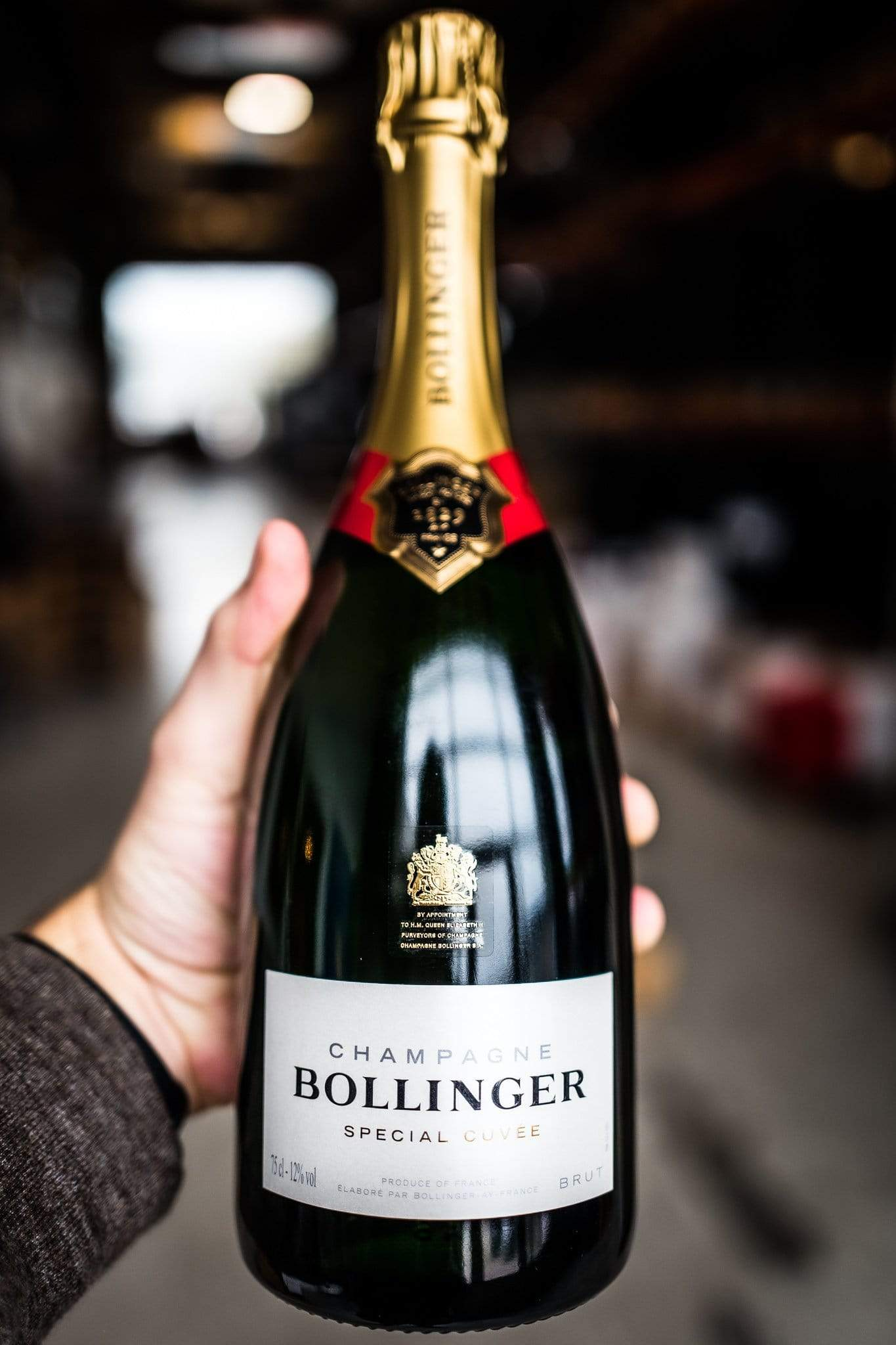 Image of   Bollinger Champagne Special Cuvée