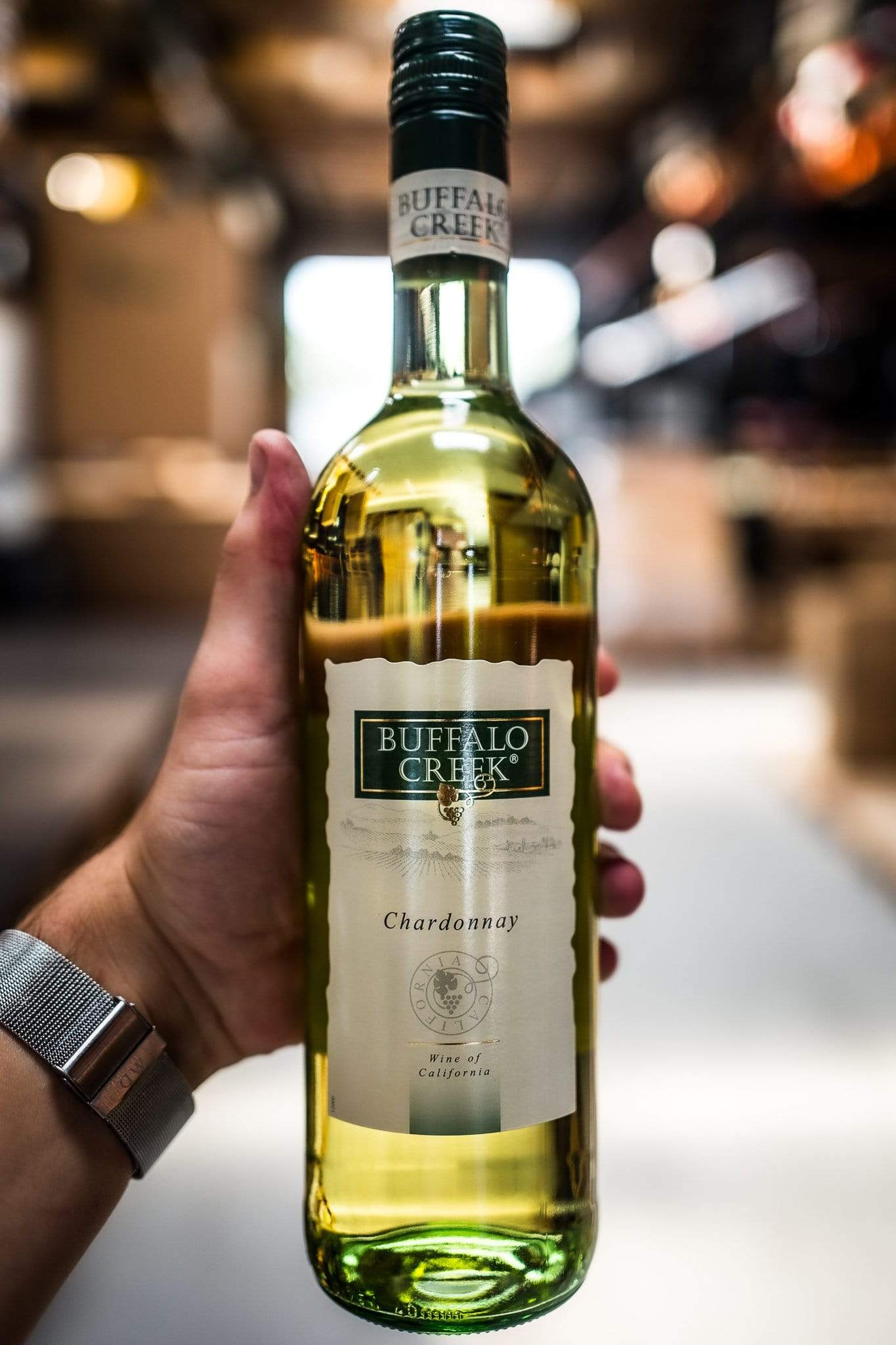 Image of   Buffalo Creek Chardonnay