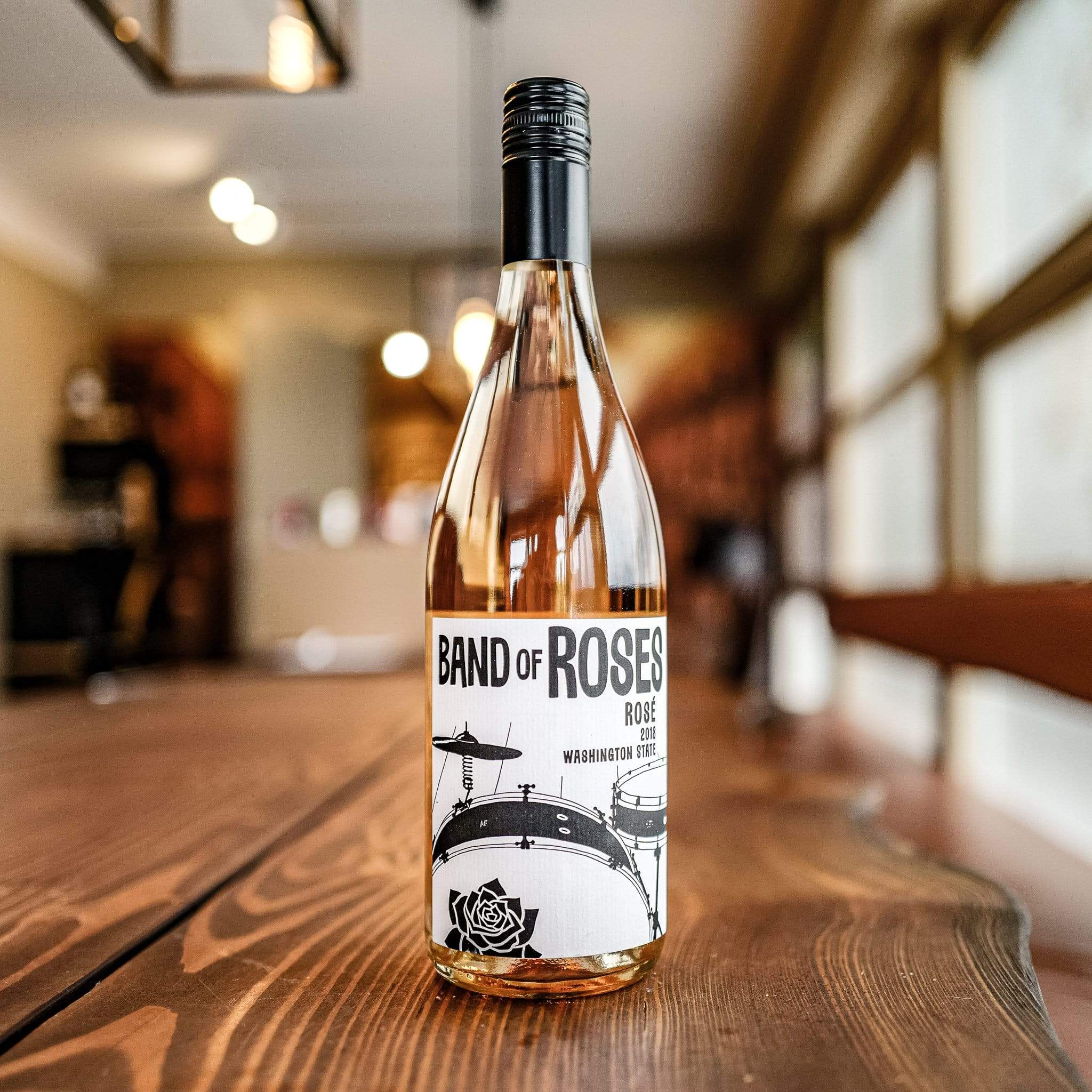 Charles Smith Band of Roses Rosé 2018