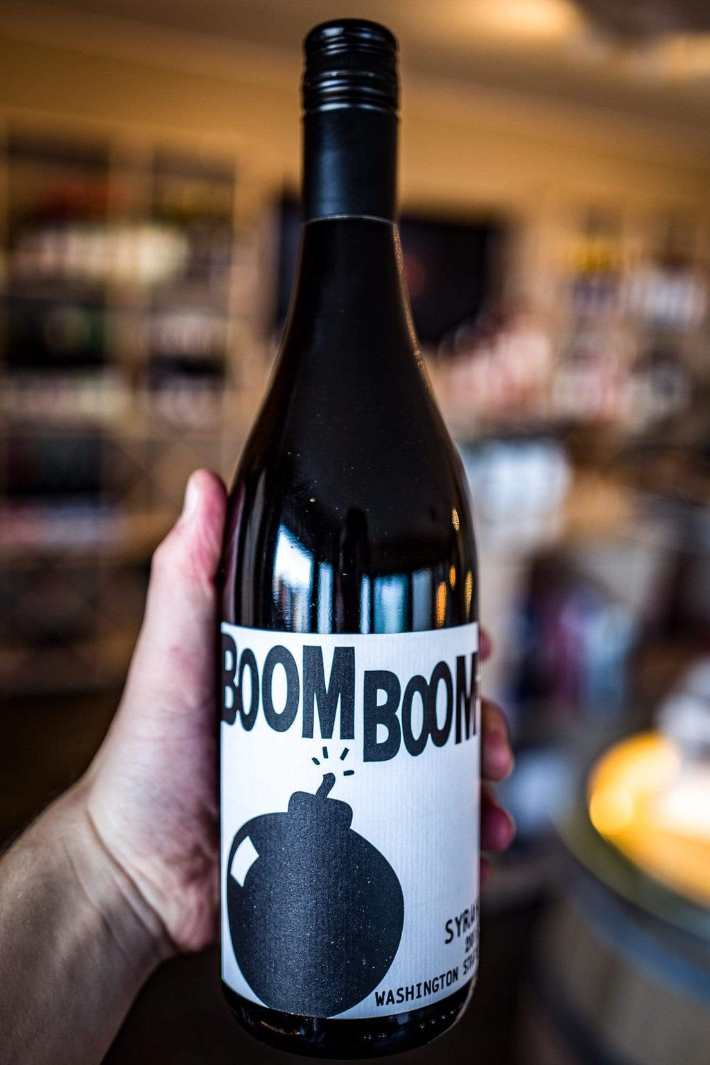 Charles Smith Rødvin Charles Smith Boom Boom Syrah 2016