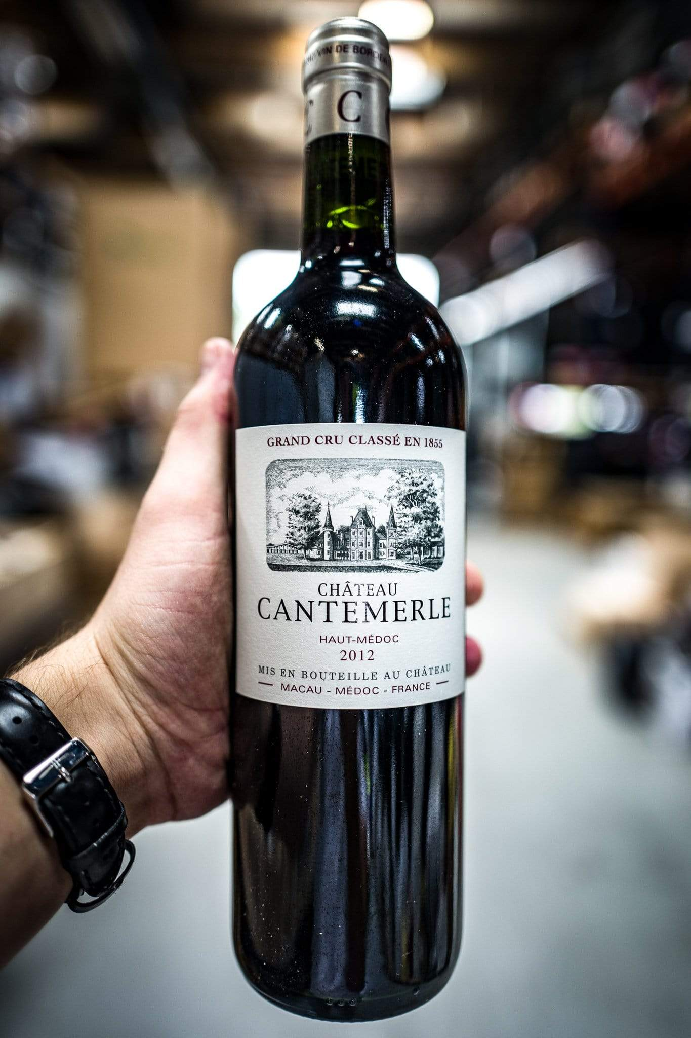 Image of   Chateau Cantemerle 2012 Haut Medoc