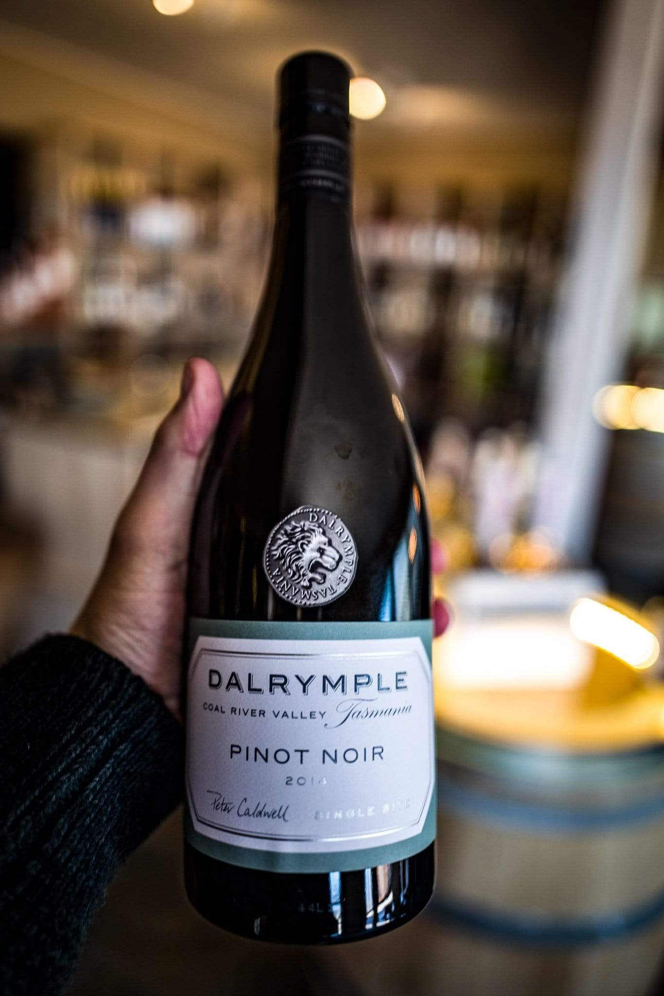 Image of   Dalrymple Single Site Coal River Valley Pinot Noir 2014