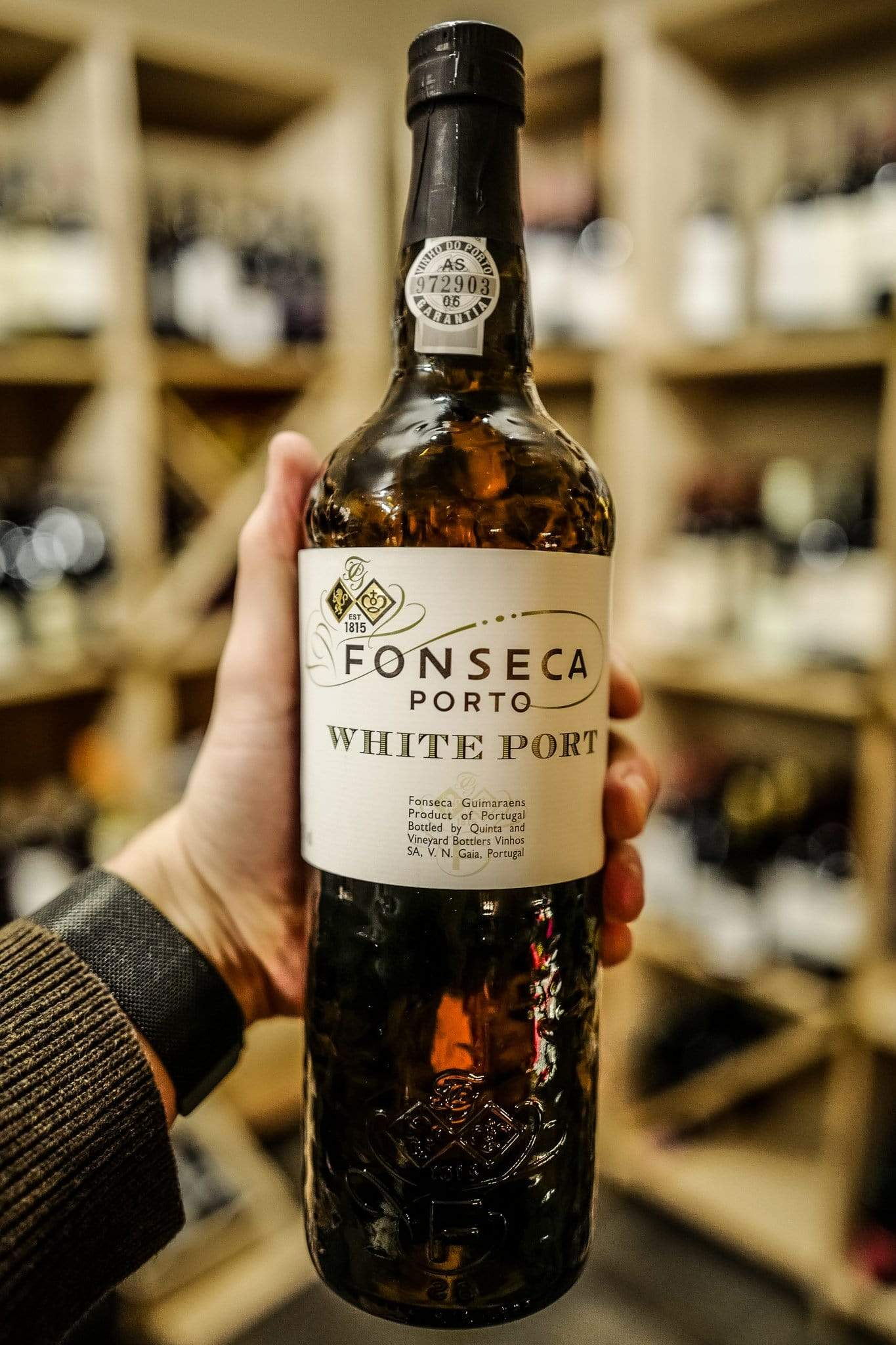 Image of   Fonseca White Port