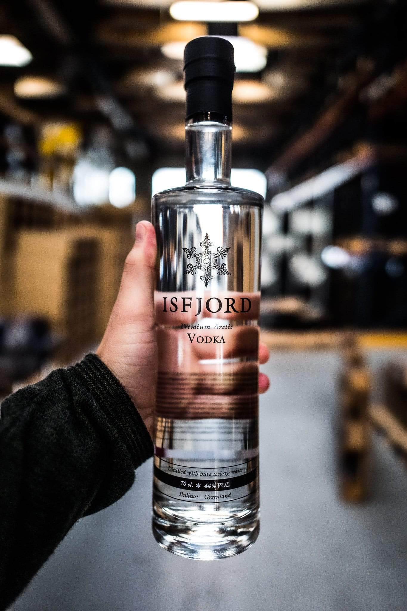 Image of   Isfjord Premium Arctic Vodka