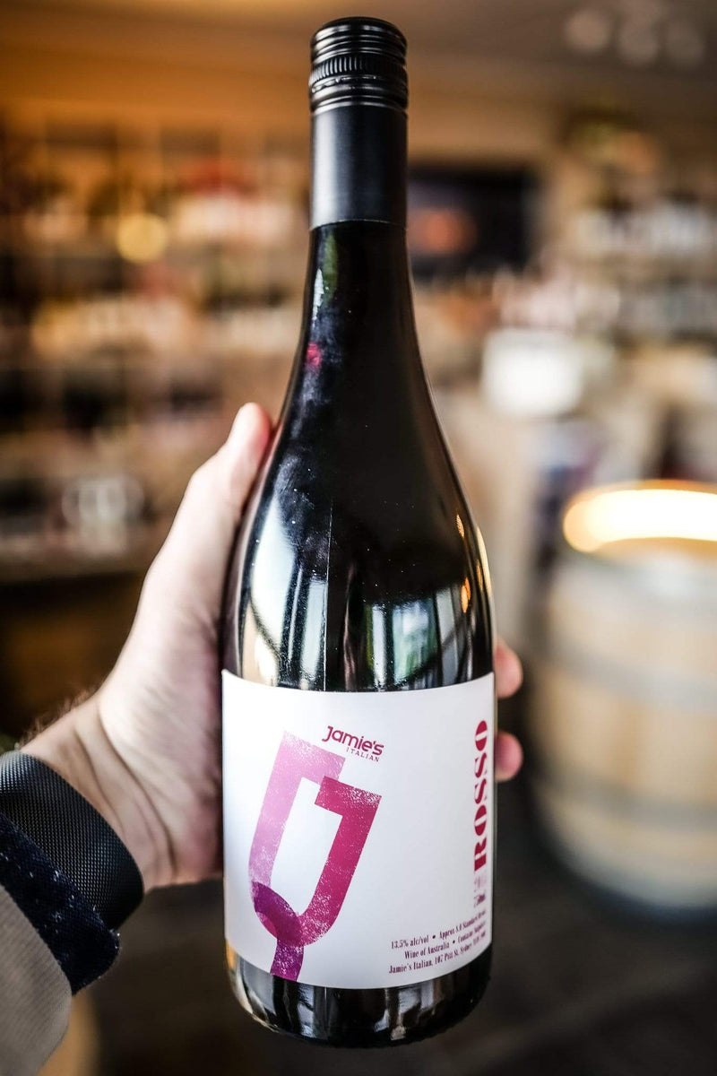 Cantine Settesoli Rødvin Jamies Italien Rosso 2015