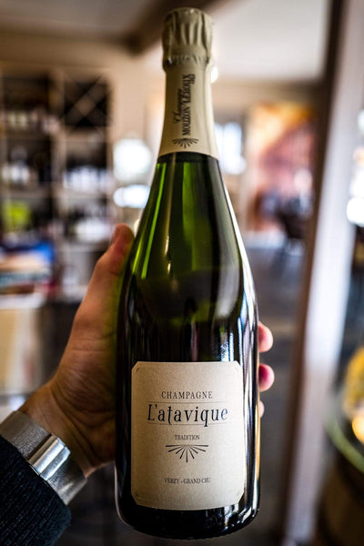 L'atavique Champagne L'atavique Tradition Verzy Grand Cru Champagne NV