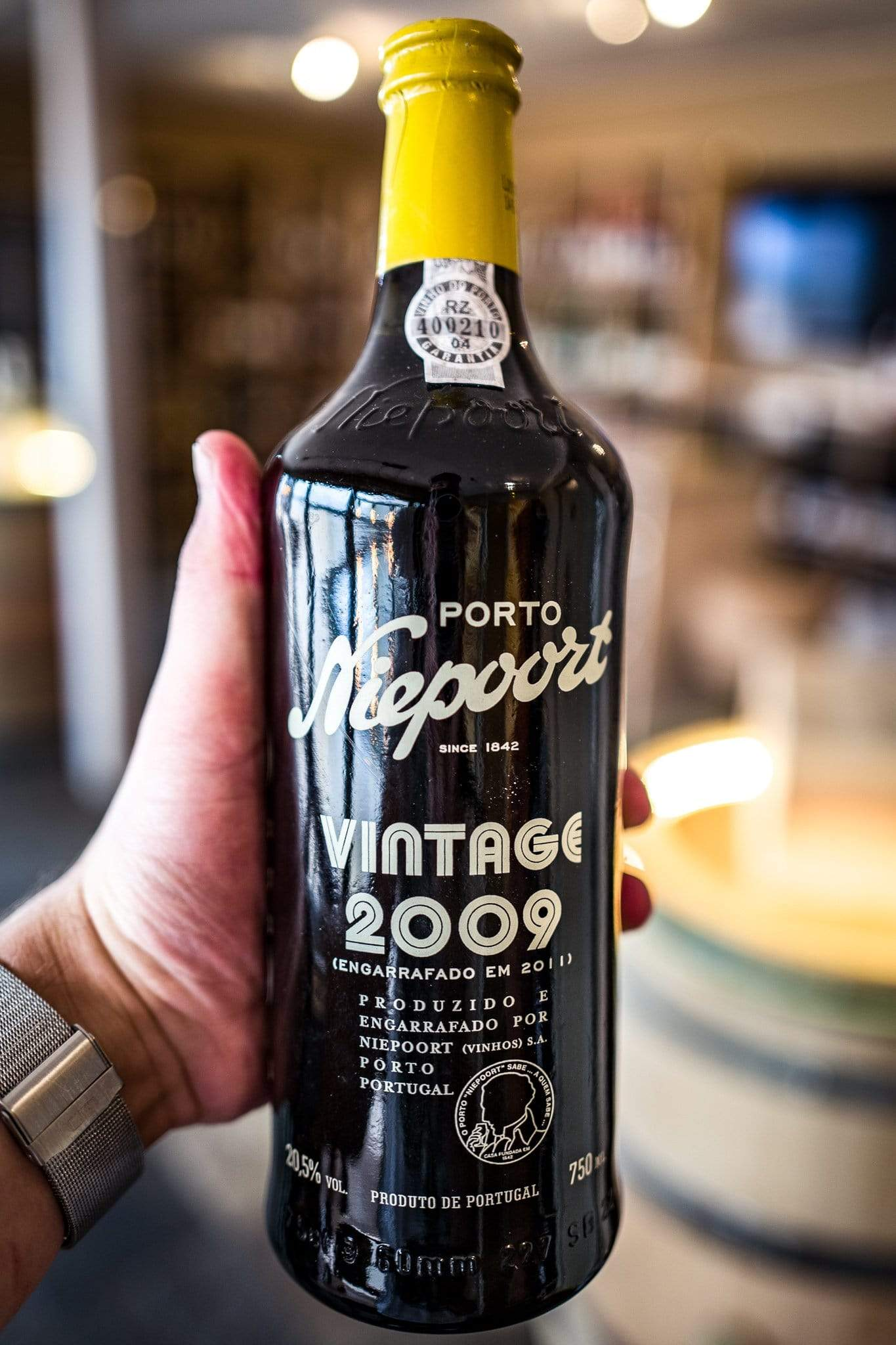 Image of   Niepoort Vintage Port 2009