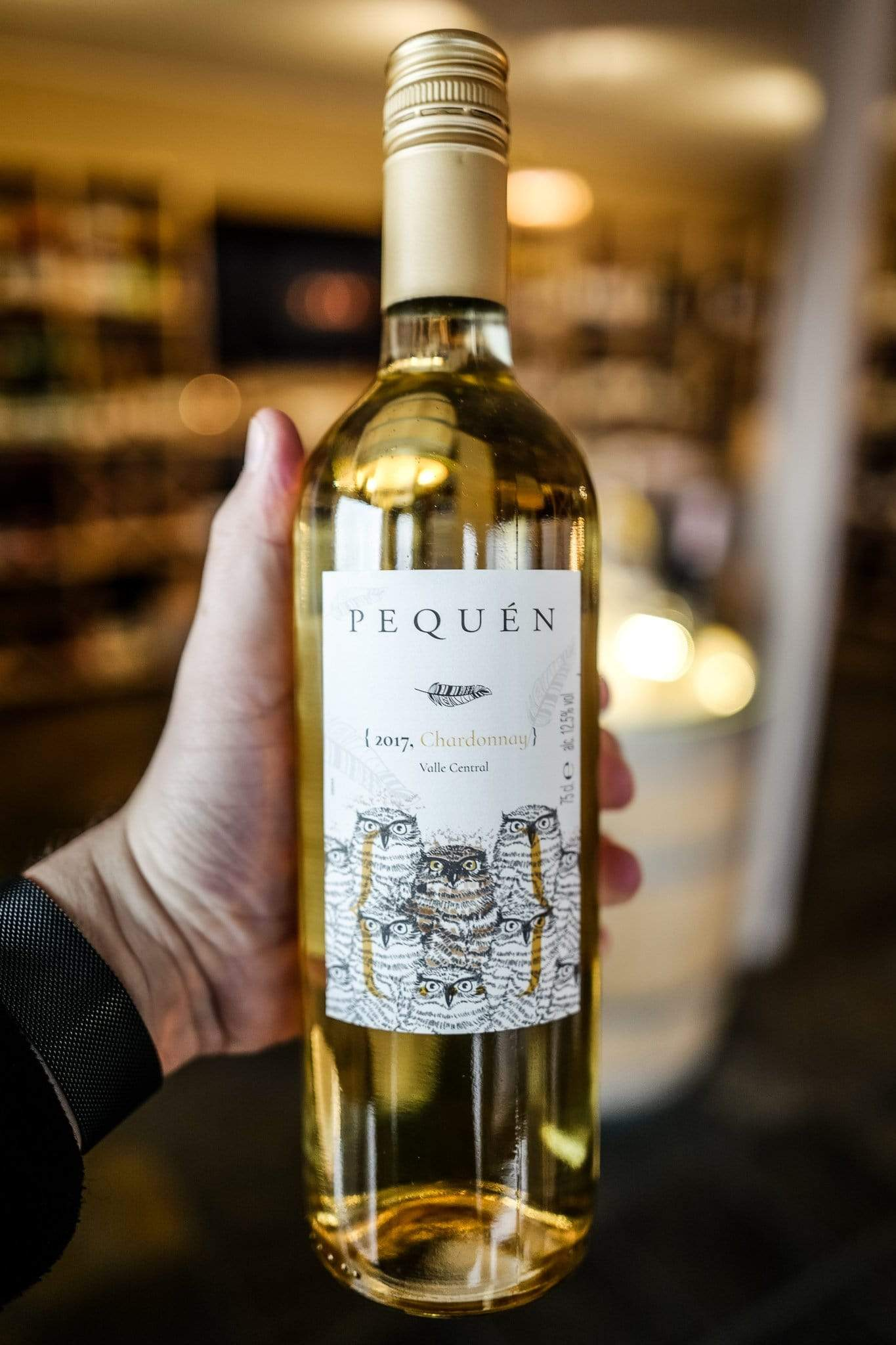 Image of   Pequén Chardonnay 2017