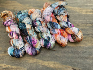 Sugar and Spice - Soul Tweed Fingering