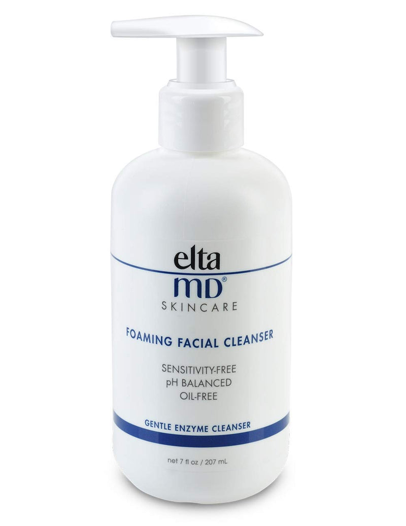 Foaming Facial Cleanser (Gentle Enzyme)