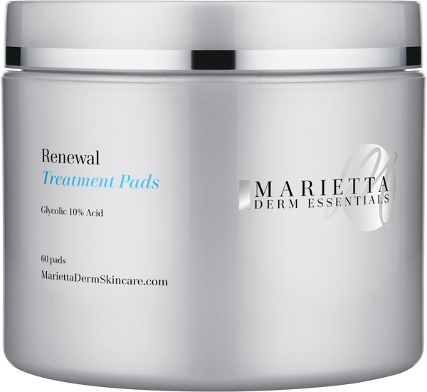 Renewal Treatment Pads, 15%